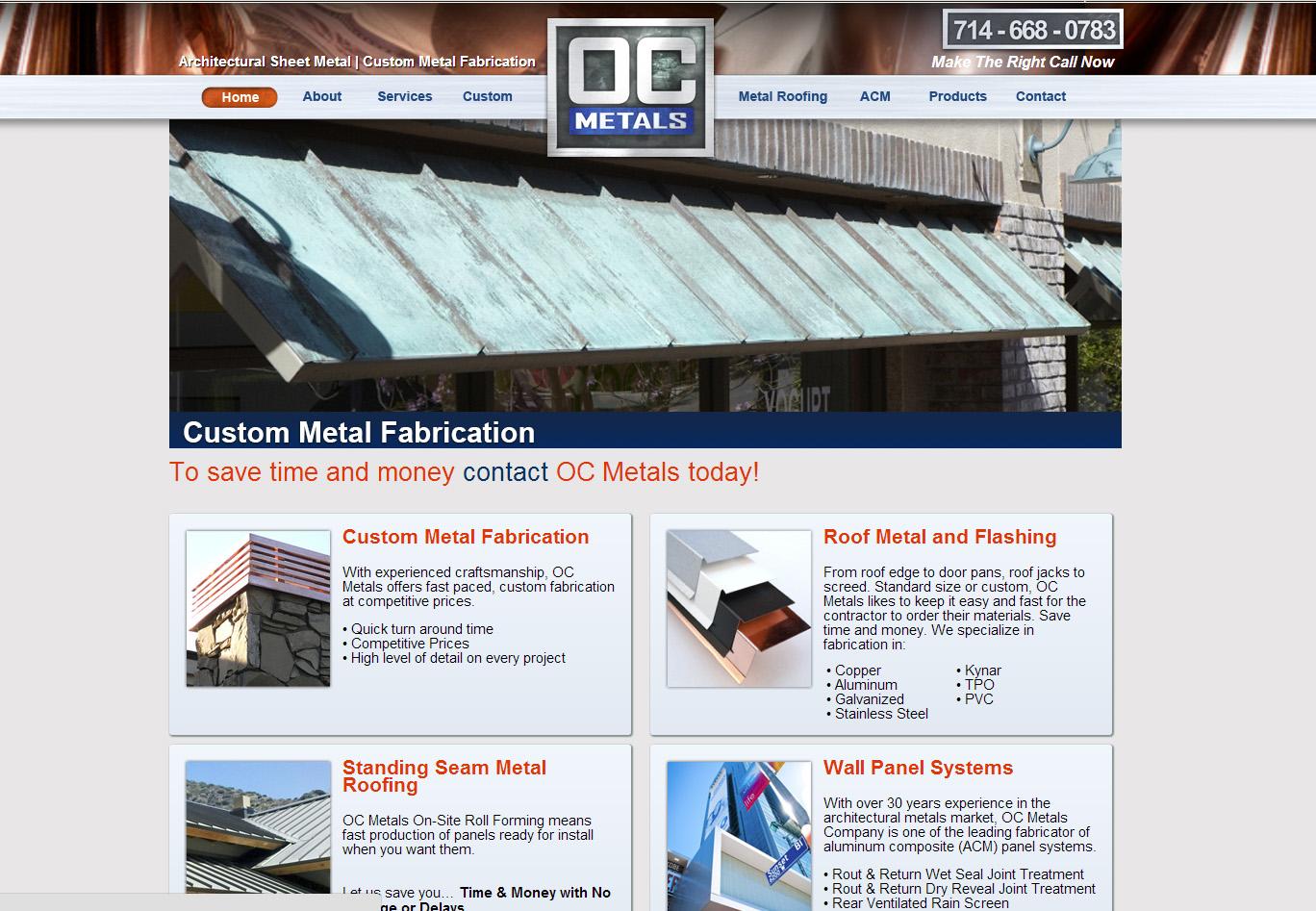 OC Metals