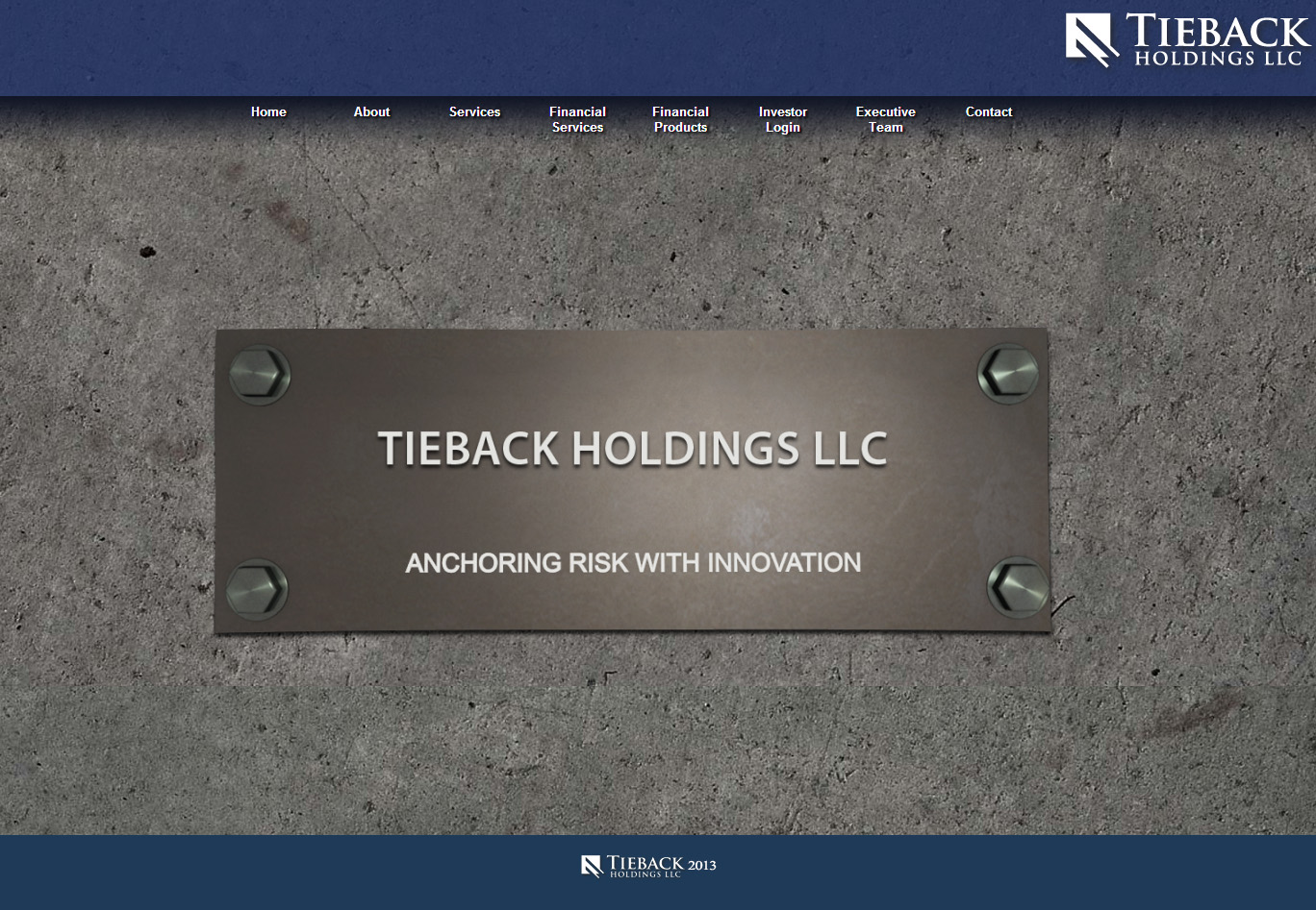 Tieback Holdings, LLC