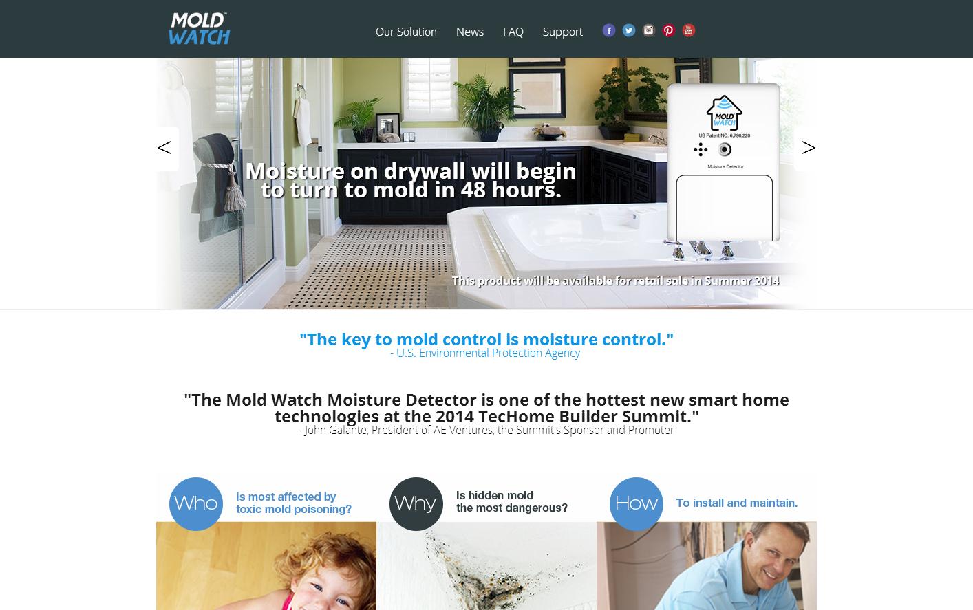 Mold Watch