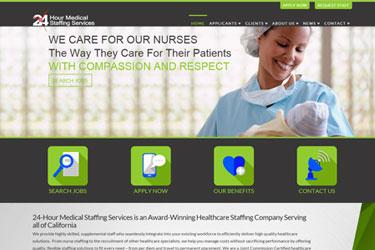 24-Hour Medical Staffing