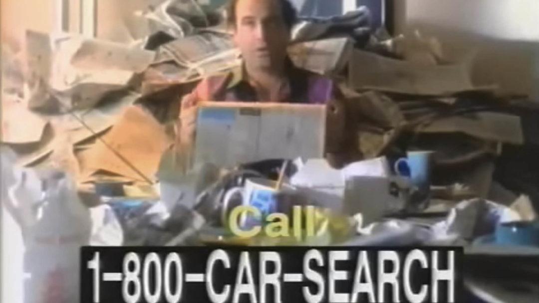 1-800-Car-Search - Car Search - Video Poster