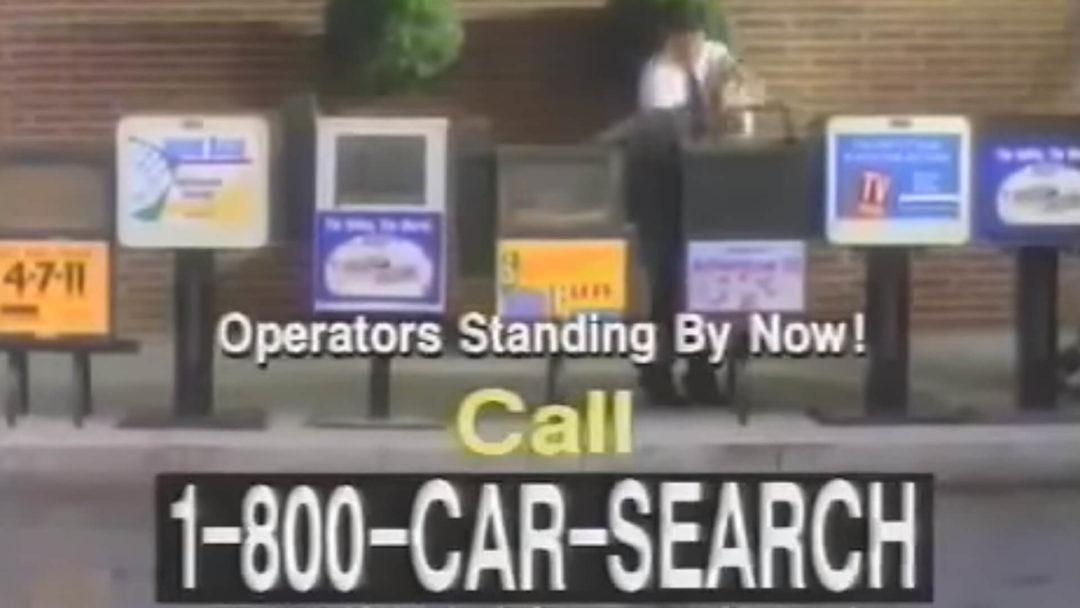 1-800-Car-Search - Headache - Video Poster