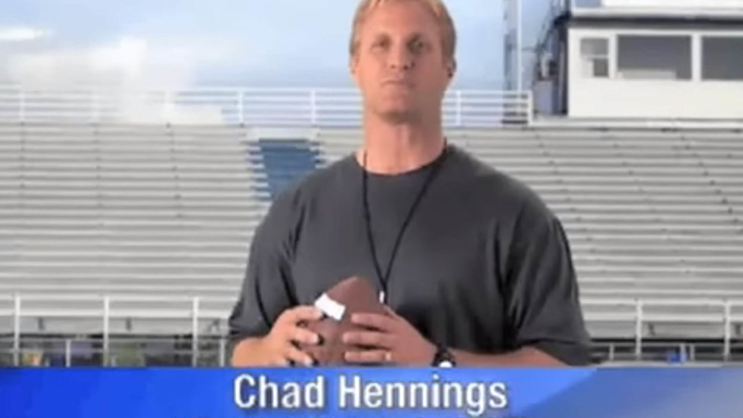 Chad Hennings - Defensive Tips - Video Poster