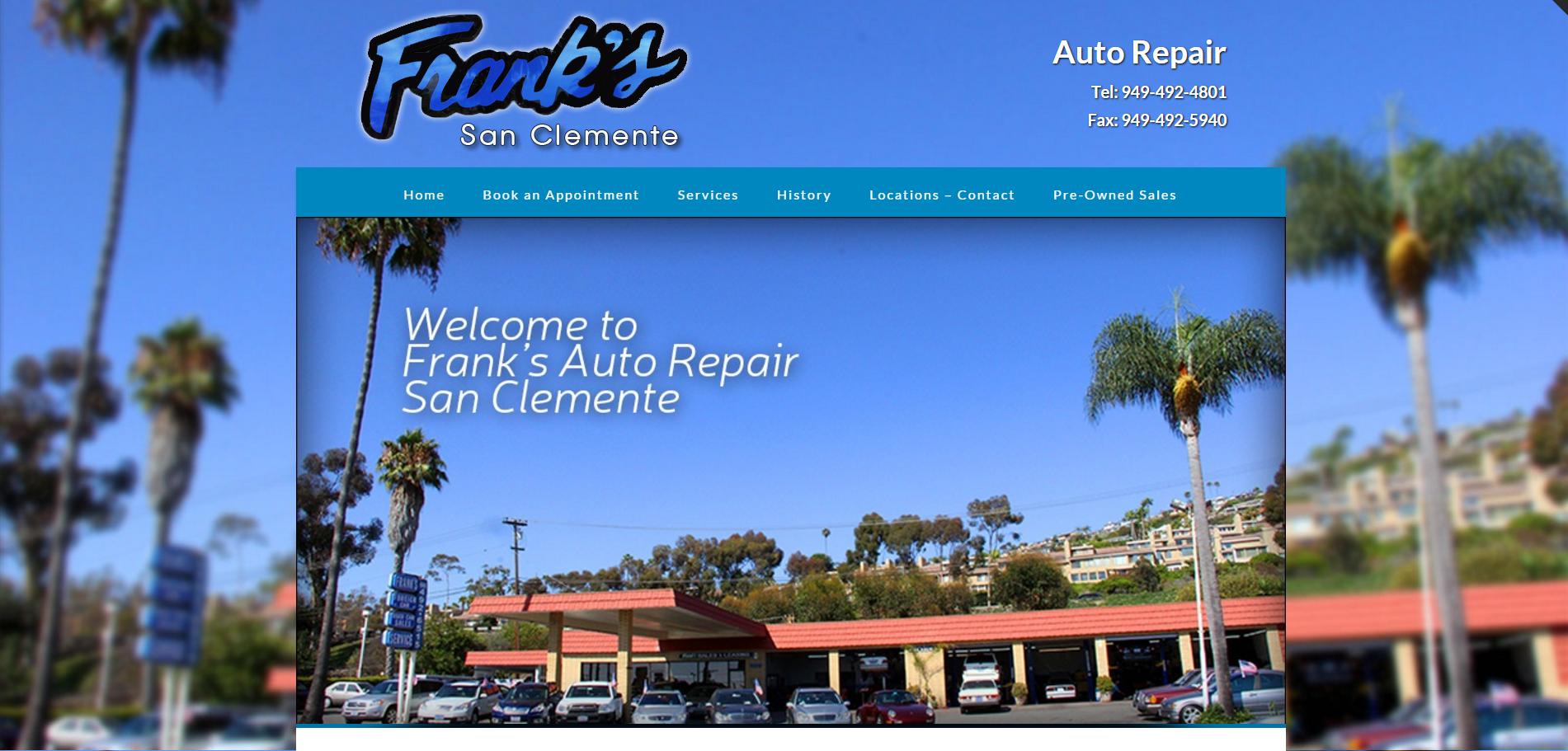 Frank's Auto Repair