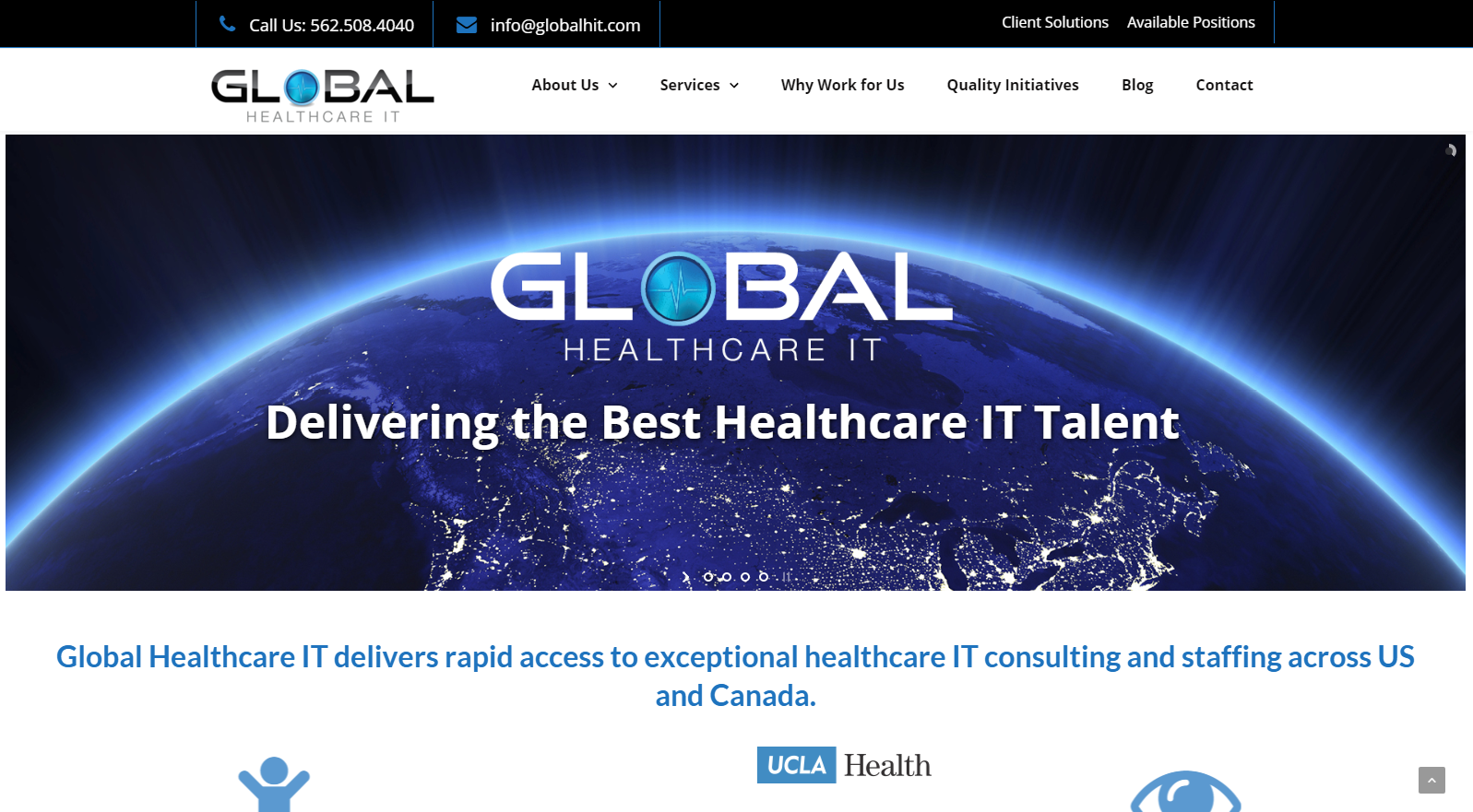 Global Healthcare IT