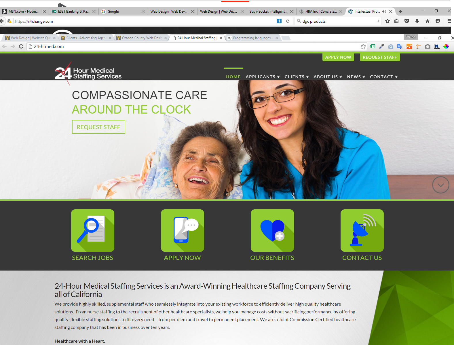 24 HOUR   Medical  for landing page