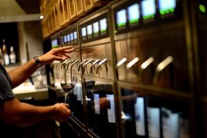 WineStation Tasting Room Tel Aviv