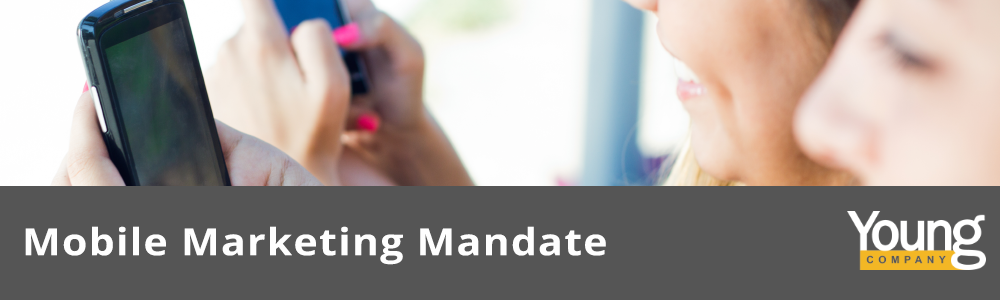 Mobile Marketing Mandate