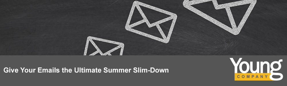 Give Your Emails the Ultimate Summer Slim-Down