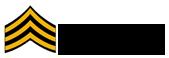 Sergeant Shredder Logo