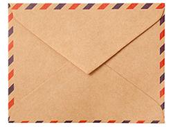 Database Marketing - Envelope