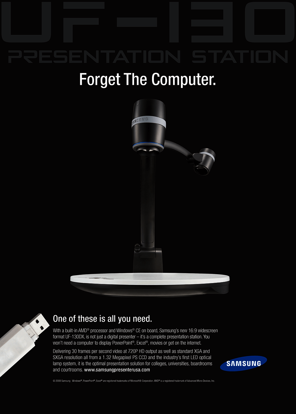 Samsung - Forget the Computer.
