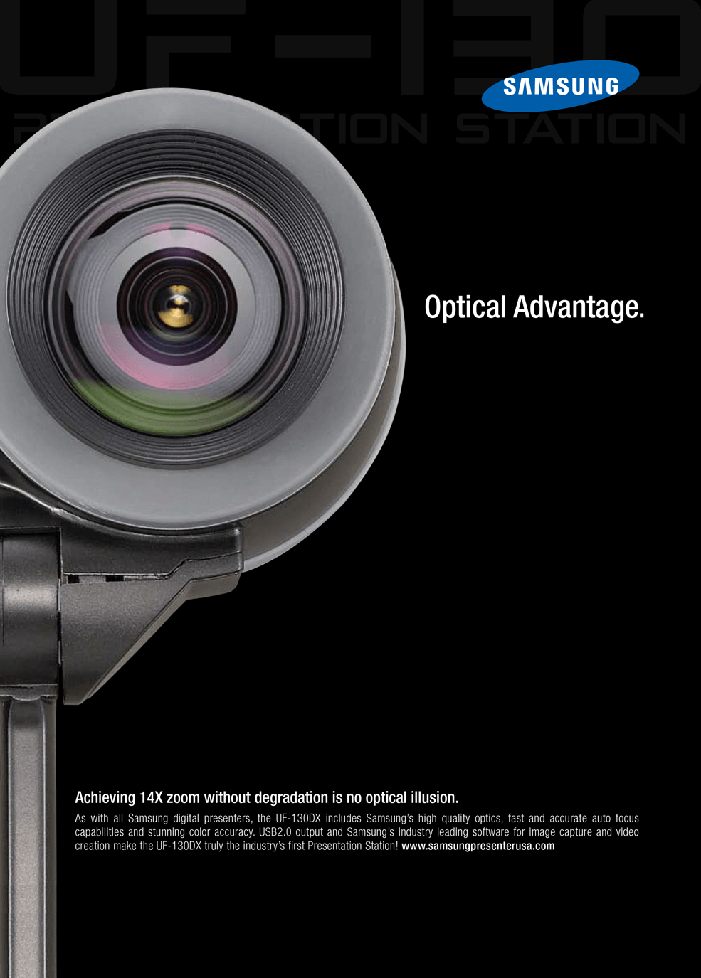 Samsung - Optical Advantage.