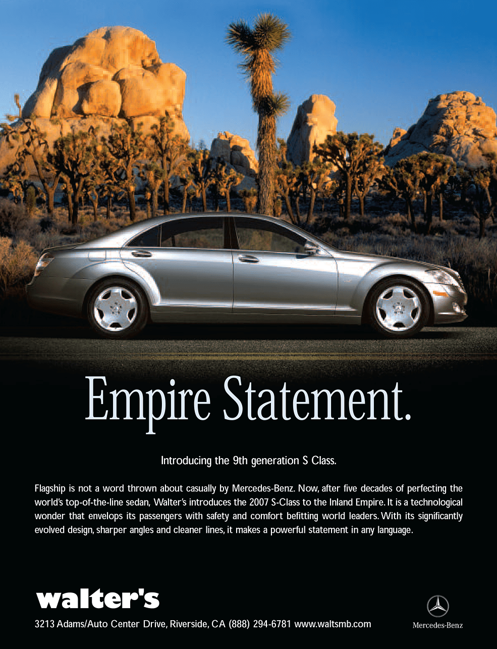 Empire Statement