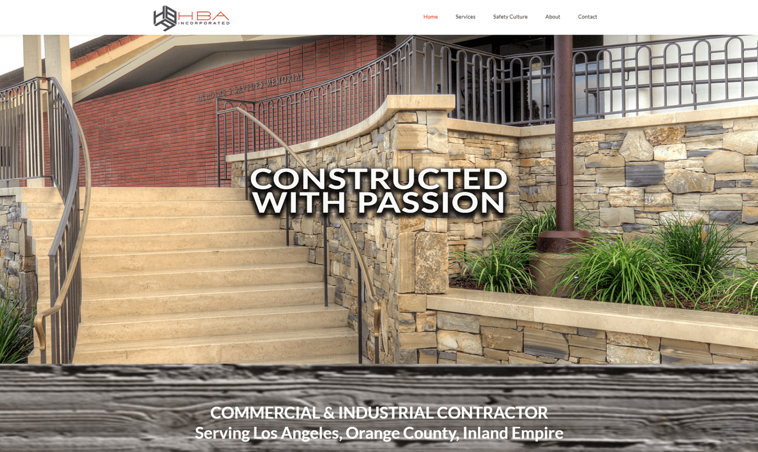 HBA Incorporated Website