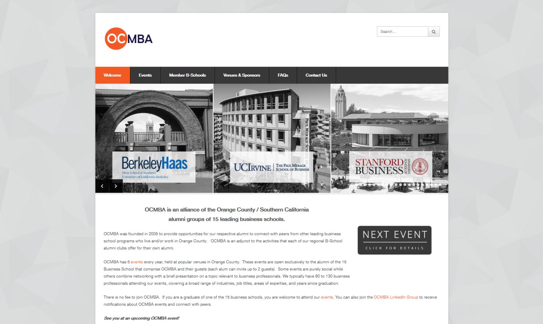 OCMBA Website
