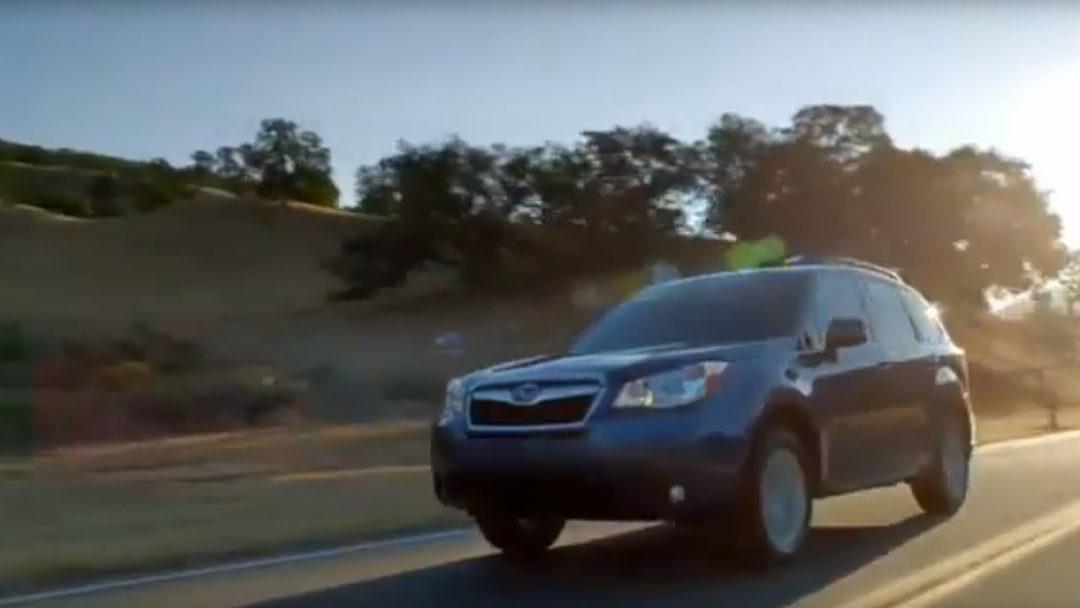Subaru Forester TV Spot - Video Poster