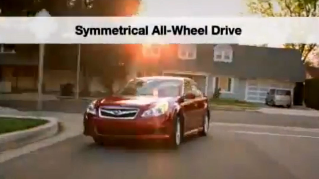 Subaru Legacy TV Spot - Video Poster