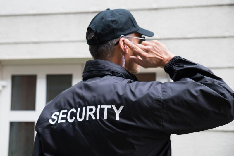 JMG Security - Security Guard