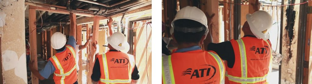 ATI Restoration - Workers