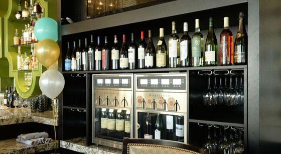 Napa Technology - Wine Bar title=