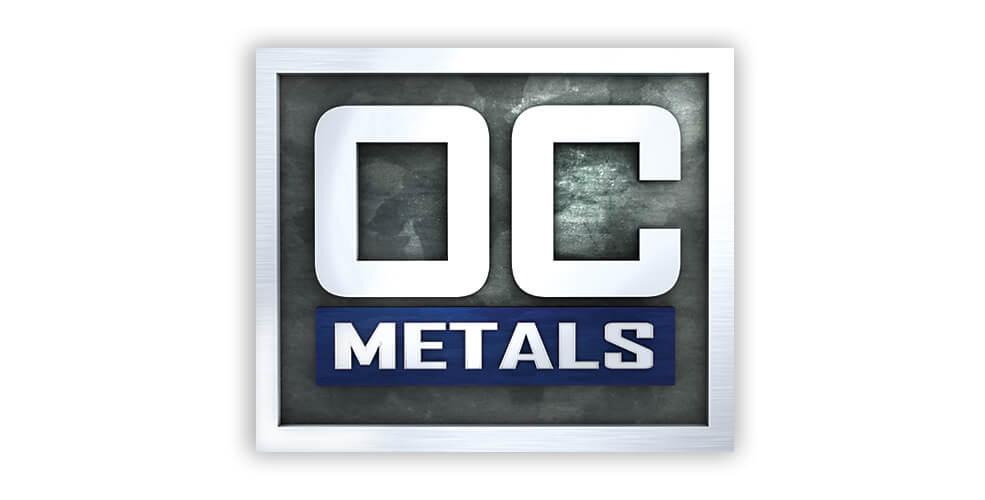 OC Metals Logo