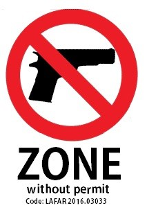 No Gun Zone