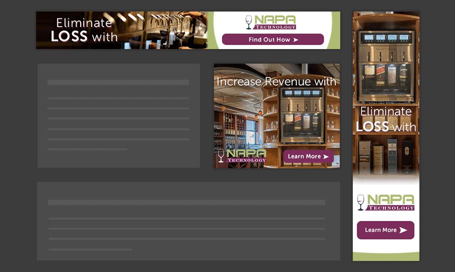 NAPA Technology - Display Ads