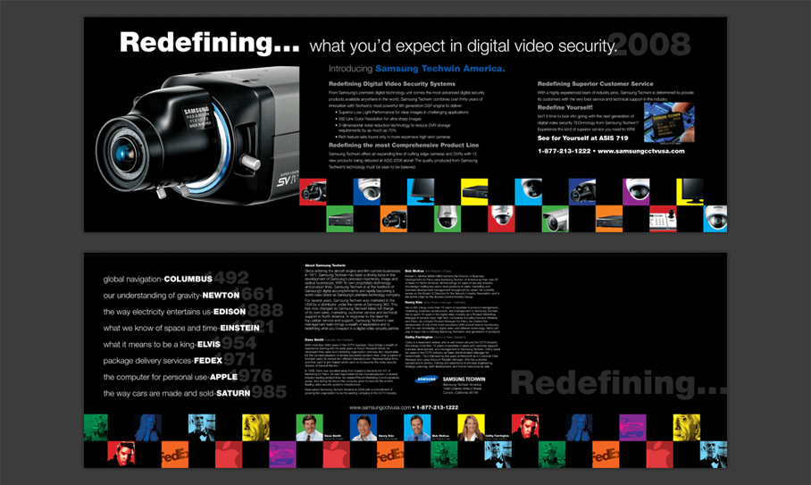 Samsung Video - Direct Mail