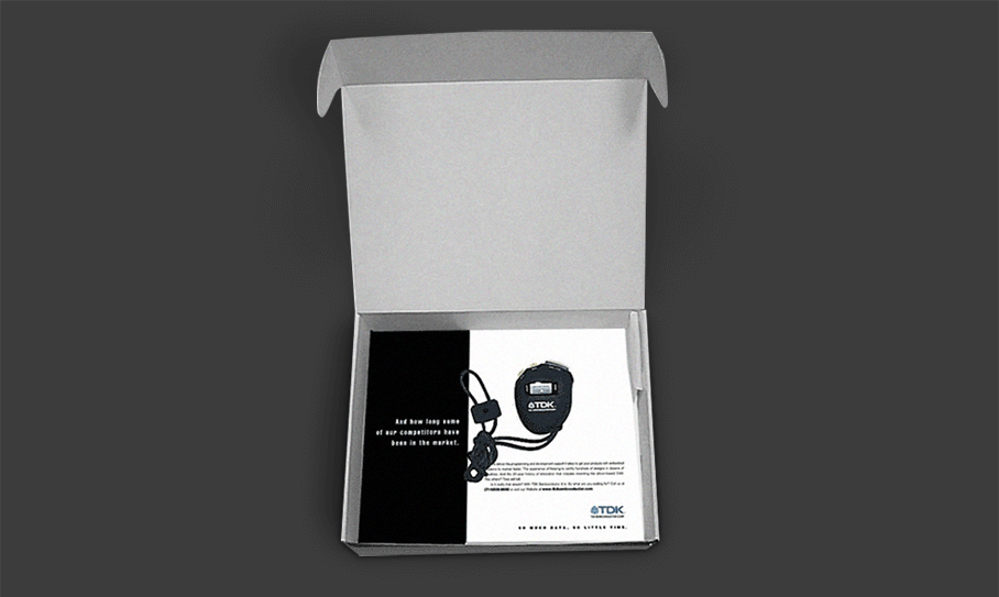 TDK - Direct Mail