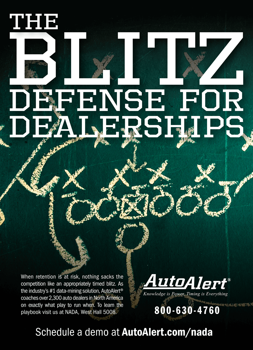 Auto Alert Ad - The Blitz