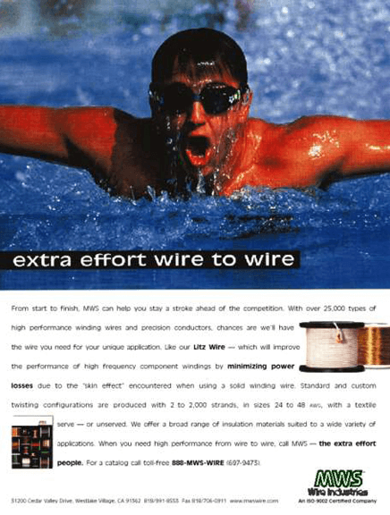MWS Wire Print Ad - Extra Effort 02