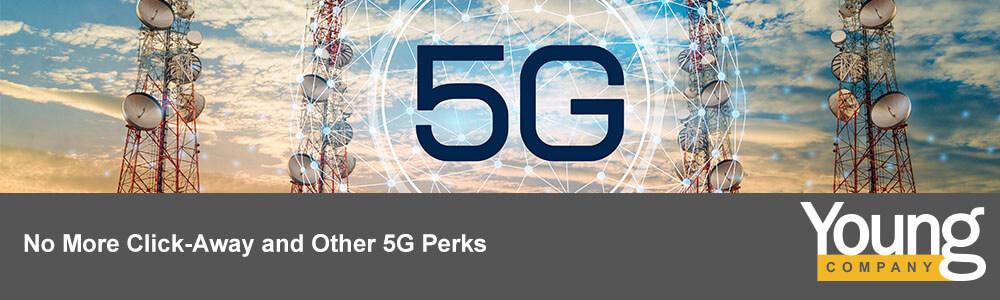 ads & tech 5G perks