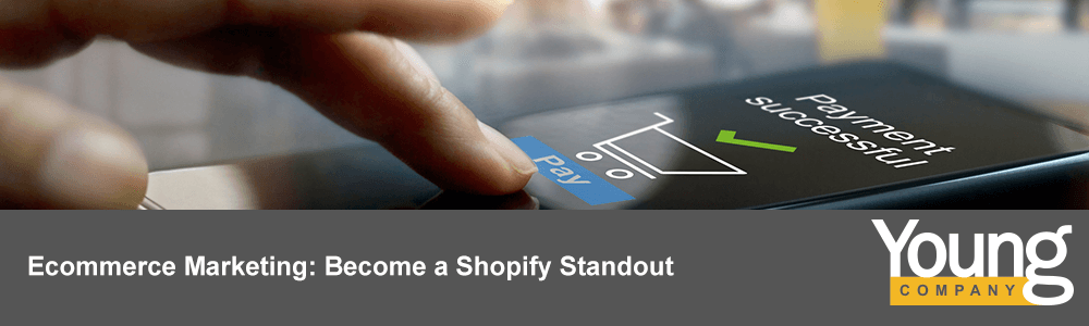 Ecommerce Marketing: Become a Shopify Standout