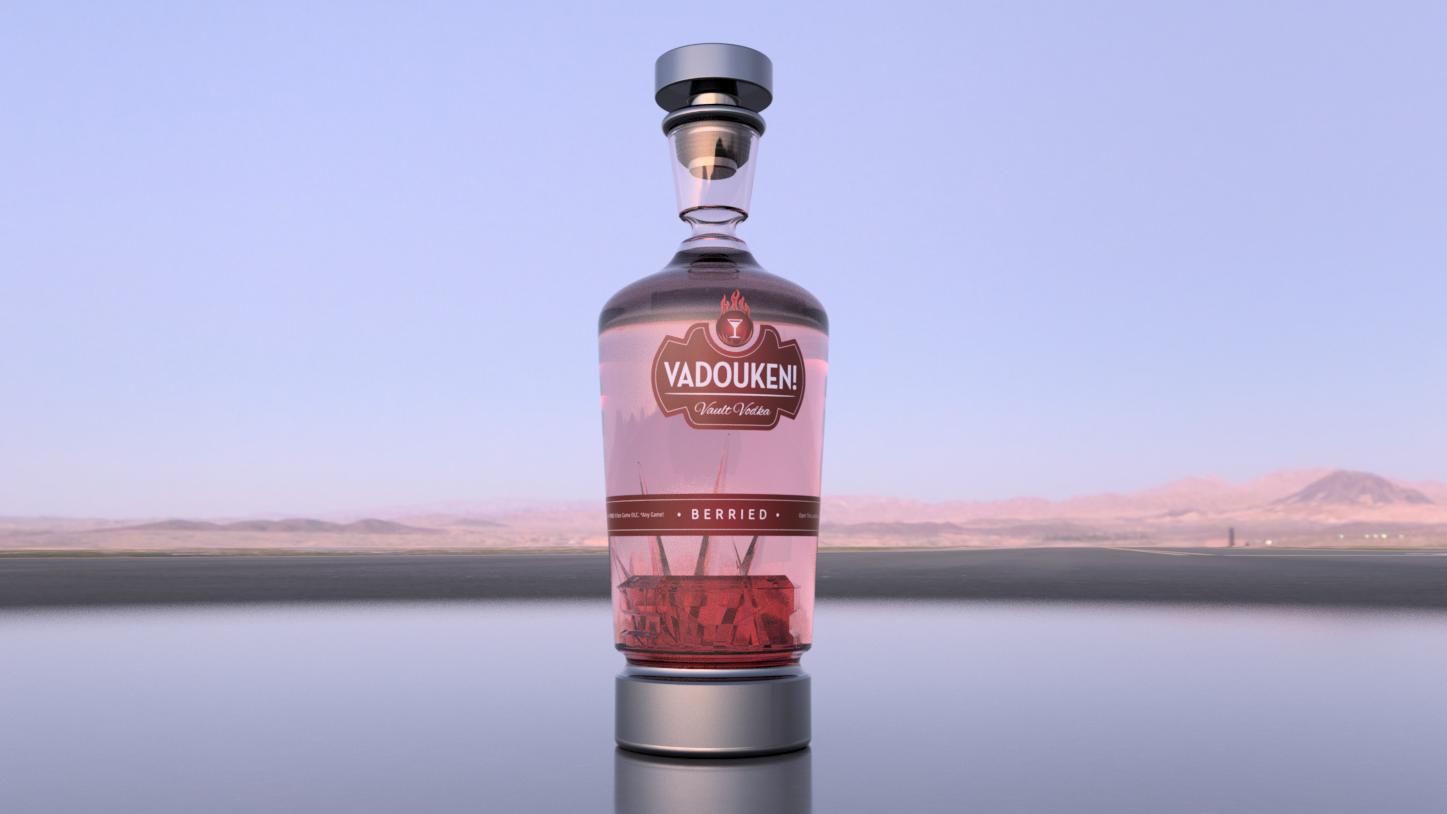 Vault Vodka - Vadouken | Berried Flavor